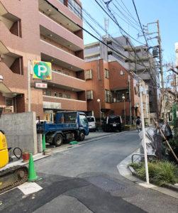 Lusso Chiaro池袋駅からの道順